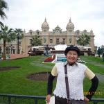 famous and beautiful casino in Monte Carlo, Monaco, near France, Nov'08