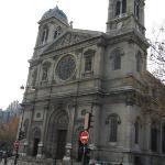 Bilde fra Basilica Cathedral of Saint-Denis