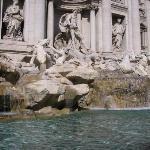 Bilde fra Fontana di Trevi