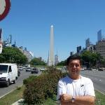 El Obelisco Buenos Aires Argentina!!