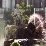 Cybele's Fountain (Fuente de la Cibeles)