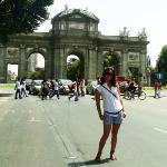 Alcala Gate - La Puerta de Alcalá...