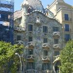 Casa Battló by Gaudí (2) por la mañana