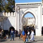 entrance into the medina, Tangier