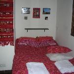 segunda habitación tb con cama de matrimonio
