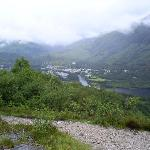 leaving Kinlochleven