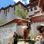 Around Potala Palace