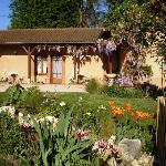 Annexe jardin