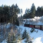 A steam train ride up Mt. Brocken is a must!