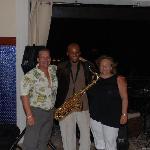 Our Jazz Man ..... Jervon !!!