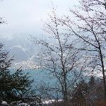 Lake Brienz, from Axalp 10 March 2010