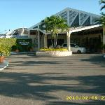 Front of the Resort