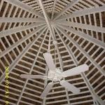 Ceiling of Our Cottage