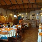 Le restaurant de l'hôtel Ibis