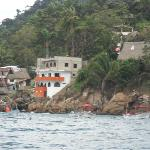 Yelapa from Water Taxi