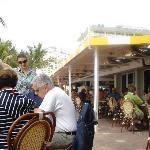 Beachside Restaurant -- Marriott Marco Island