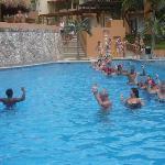 water aerobic