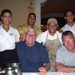 Buffet Staff - Wonderful!