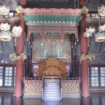 seoul- throne