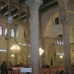 Bilde fra Umayyad Mosque