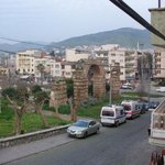 View of Selcuk from Naz Han balcony