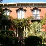 """Mercer House from """"Midnight in the Garden of good and evil"""""""