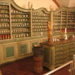 The Apothecary Museum.