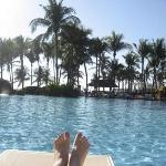 Beautiful swimming pool!