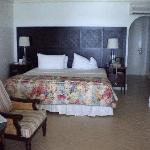 Very nice guest room