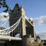 the Tower Bridge, una maravilla