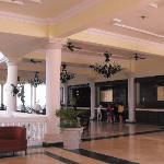 The lobby of the GPLH