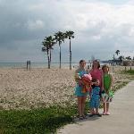 The beach at Corpus Christi Bay-Villa Del Sol
