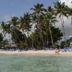 vista panorámica playa