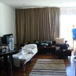 Mountain/Ocean view suite