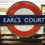 Earl's Court - your home underground station
