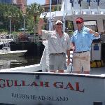 Capt. Jeff & First Mate JR