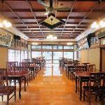 4階レストラン神山