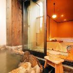 本棟露天風呂付客室