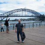 Bilde fra Sydney Harbour Bridge