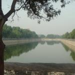 The outer Moat at the Forbidden City