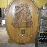 Herzog wine barrel