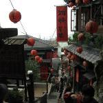 Old street@ CHIU FEN VILLAGE