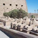 Karnak Temple in Luxor.