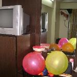 Room of the Juhu Hotel