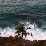 the ocean downstairs