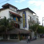 vista esterna hotel