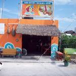 Best fish and shrimp tacos in Puertos Morelos