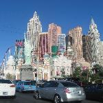 New New York Hotel & Casino .. near Tropicana