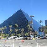 Luxor Hotel & Casino ... near Tropicana