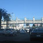 pedestrian   Bridge  across Las Vegas Strip